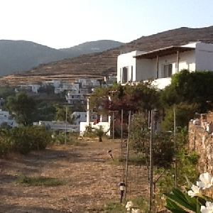 Detached house in Kionia of Tinos