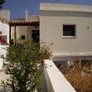 Detached Cycladic house…