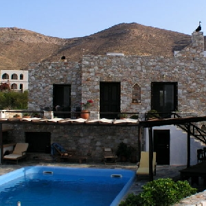 Luxurious maisonette in Megas Gialos