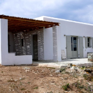 Detached house in Folegandros with great view